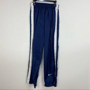 Vintage Tear Away Windbreaker Nike Track Pants